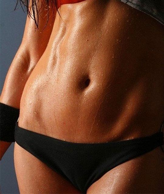 abdomen tonifiat - remodelare corporala si diminuare celulita
